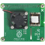 Raspberry Pi PoE HAT Black,Green