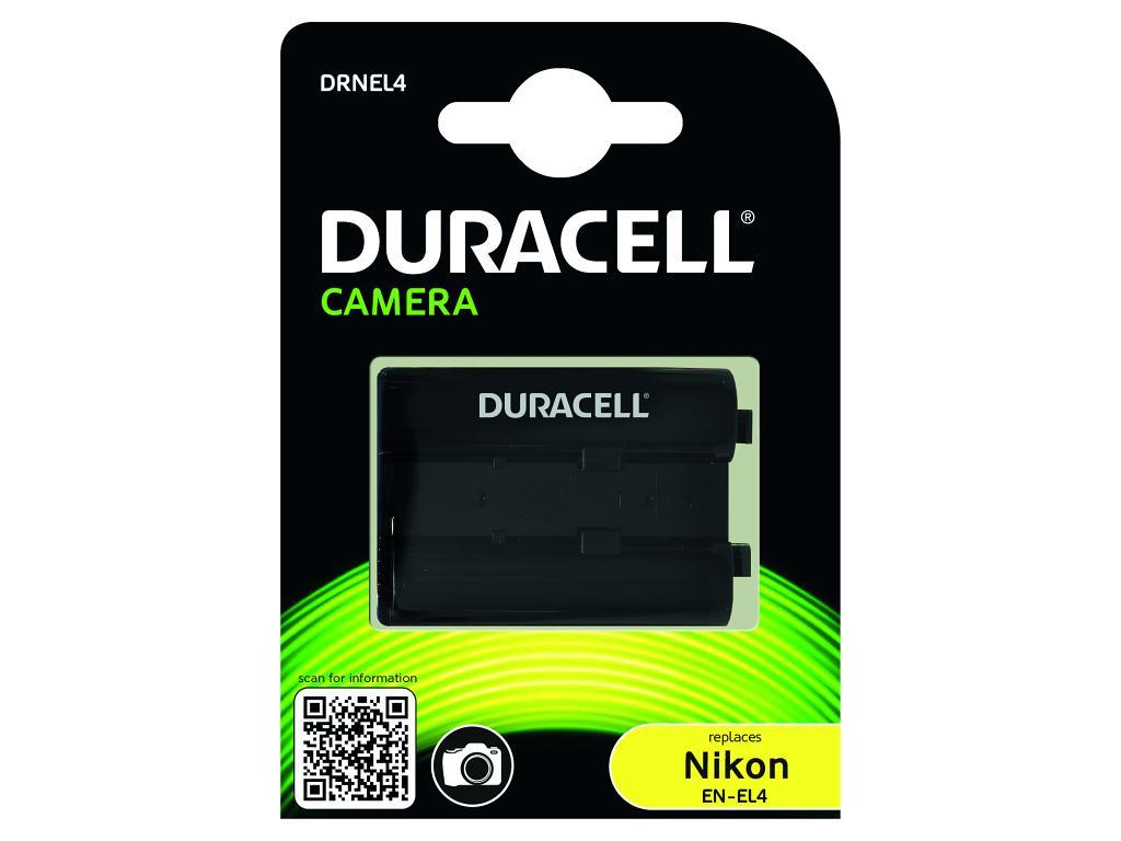 Duracell Camera Battery - replaces Nikon EN-EL4 Battery