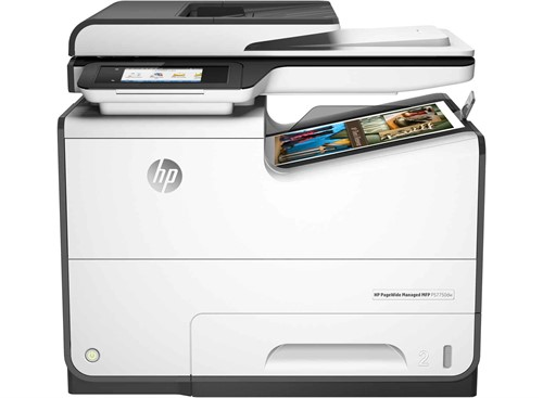 HP PageWide Managed P57750dw Thermal Inkjet 50 ppm 2400 x 1200 DPI A4 Wi-Fi