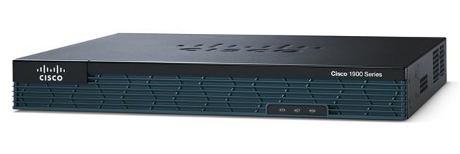 Cisco 1921 Ethernet LAN Multi