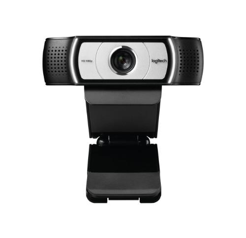 Logitech C930e webcam 1920 x 1080 pixels USB Black