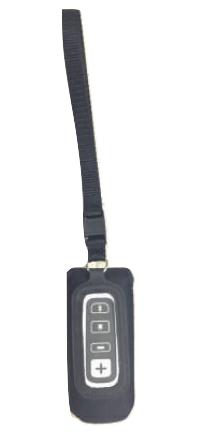 Zebra LNYD-W0040CS-04 accesorio para dispositivo de mano Funda Negro