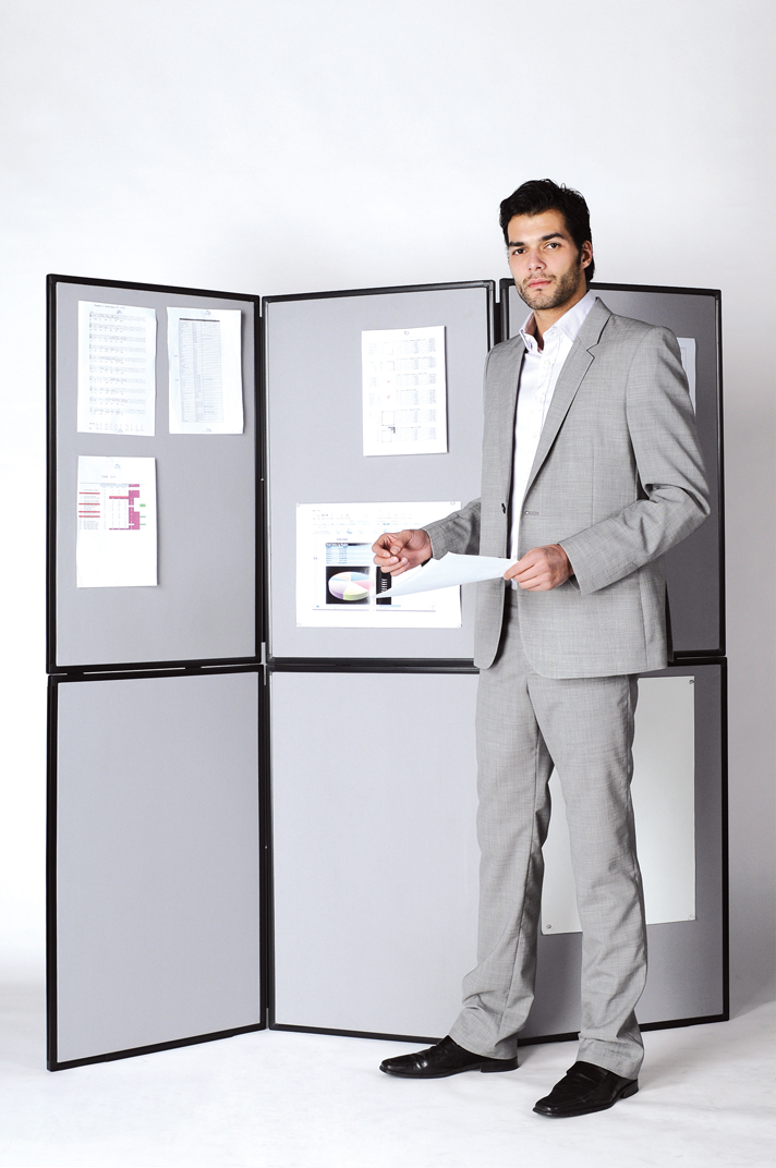 Bi-Office DSP330513 poster stand