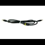 Lind Electronics CBLOP-F90610 1m Black power cable