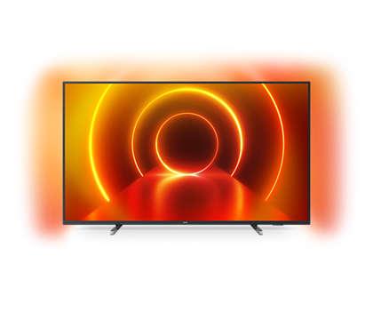 "Philips 50PUS7805/12 TV 127 cm (50"") 4K Ultra HD Smart TV Wifi Gris"