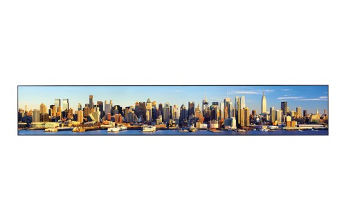 "LG 86BH5C-B signage display 2.18 m (86"") LED Digital signage flat panel Black"