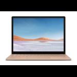 "Microsoft Surface Laptop 3 Notebook 34.3 cm (13.5"") 2256 x 1504 pixels Touchscreen 10th gen Intel® Core™ i7 16 GB LPDDR4x-SDRAM 512 GB SSD Wi-Fi 6 (802.11ax) Windows 10 Pro Sand"