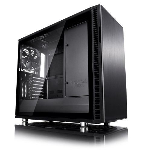 Fractal Design Define R6 USB-C–TG Midi Tower Black