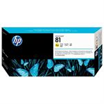 HP C4953A (81) Printhead yellow, 13ml