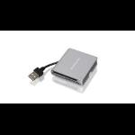 iogear GFR210 Grey Card Reader