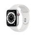 Apple Watch Series 6 OLED 44 mm Plata 4G GPS (satélite)