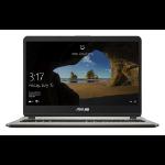 """ASUS X507UA-BR165T 2GHz i3-6006U 15.6"""" 1366 x 768pixels Gold Notebook"""