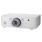 NEC PA572W data projector 5700 ANSI lumens 3LCD WXGA (1280x800) 3D Desktop projector White