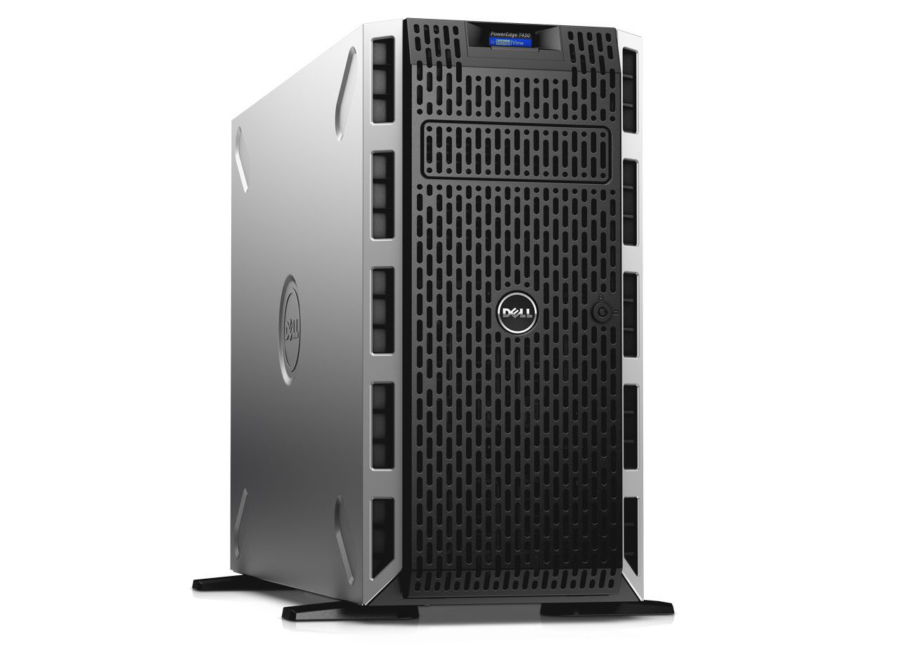 DELL PowerEdge T430 1.7GHz E5-2609V4 Tower (5U) server