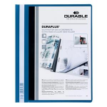 Durable DURAPLUS® Blue report cover