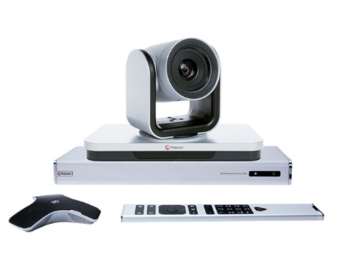 Polycom RealPresence Group 310-720p teleconferencing equipment