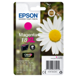 Epson C13T18134012 (18XL) Ink cartridge magenta, 450 pages, 7ml
