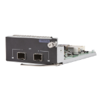 Hewlett Packard Enterprise 5130/5510 10GbE SFP+ 2-port Module