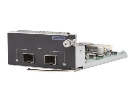 Hewlett Packard Enterprise 5130/5510 10GbE SFP+ 2-port Module network switch module