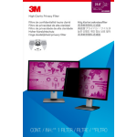 "3M HC240W9B 24"" Monitor Frameless display privacy filter"