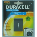 Duracell DR9678 rechargeable battery Lithium-Ion (Li-Ion) 650 mAh 3.7 V
