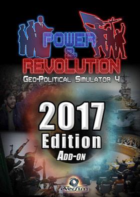 Nexway 2017 Edition add-on - Power & Revolution: Geo-Political Simulator 4 (Mac) Video game add-on Español