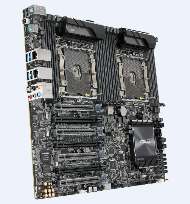 ASUS WS C621E SAGE Intel C621 Socket P motherboard