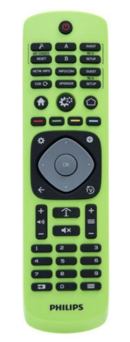 Philips 22AV9574A remote control TV Press buttons
