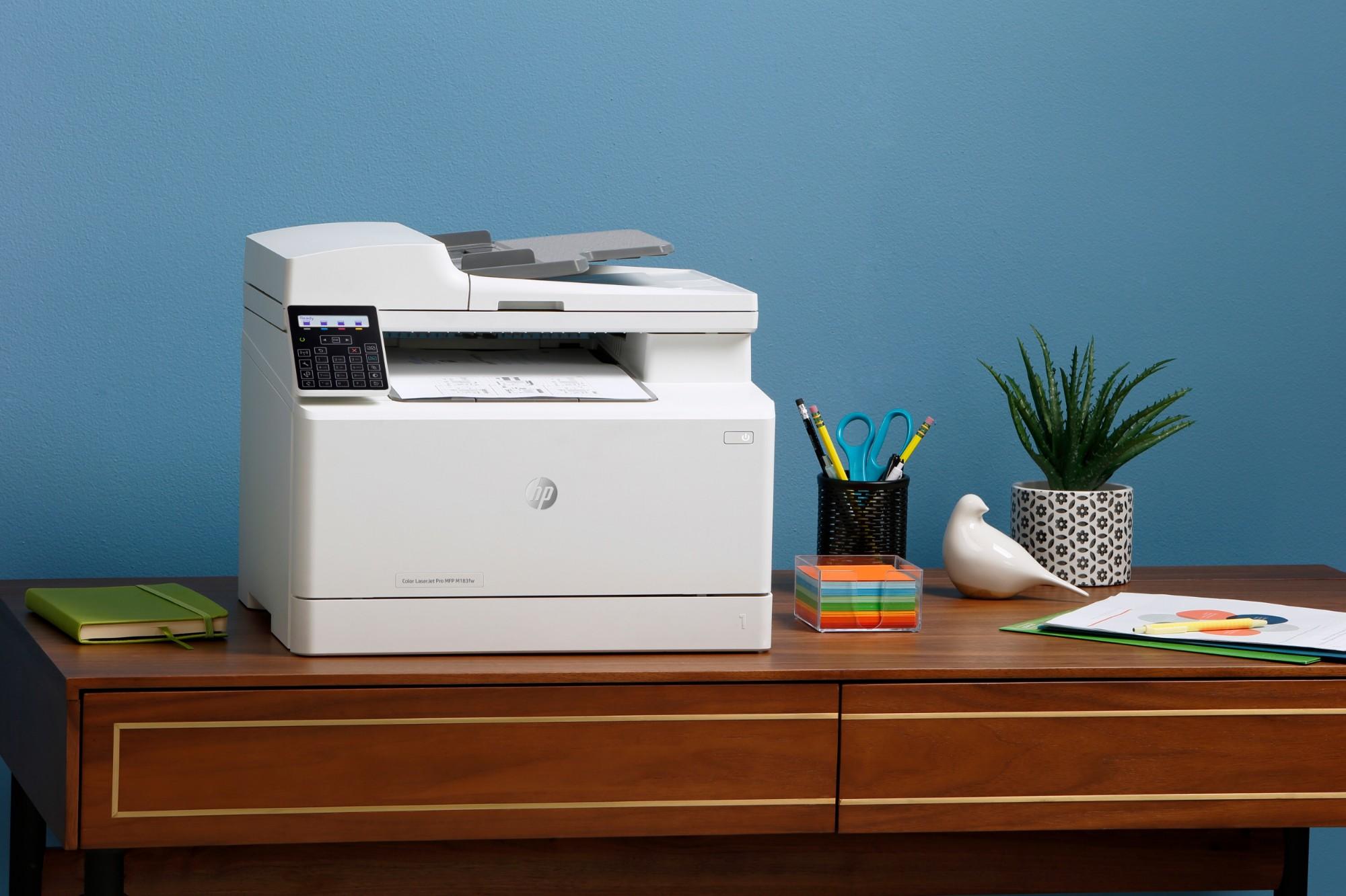HPshop.ie HP Color LaserJet Pro M183fw Laser 600 x 600 DPI 16 ppm ...