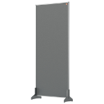 Nobo 1915504 magnetic board Grey