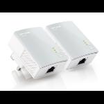 TP-LINK AV600 Nano Powerline Adapter Starter Kit