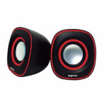 Approx SPX2 6W Black,Red loudspeaker