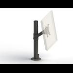 """Ergonomic Solutions SpacePole 39,9 cm (15.7"""") Schroeven Zwart"""