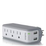 Belkin BST300bg surge protector 3 AC outlet(s) Grey,White