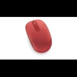 Microsoft Wireless Mobile Mouse 1850 ratón RF inalámbrico Ambidextro