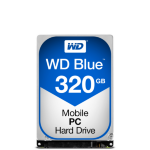 Western Digital Blue PC Mobile 320GB Serial ATA III hard disk drive