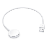 Apple MX2G2ZM/A smartwatch accessory Charging cable White