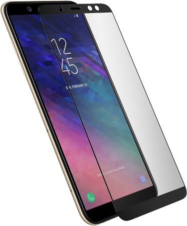Otterbox Alpha Glass Clear screen protector Galaxy A6 (2018) 1 pc(s)