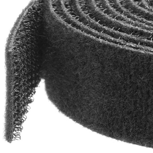 StarTech.com Hook-and-Loop Cable Tie - 10 ft. Roll