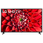 "LG 75UN71006LC TV 190.5 cm (75"") 4K Ultra HD Smart TV Wi-Fi Black"