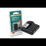 DIGITUS USB 2.0 High-Speed Hub 4-port