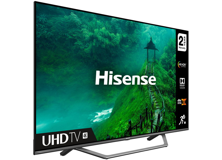 "Hisense AE7400F 50AE7400FTUK TV 127 cm (50"") 4K Ultra HD Smart TV Wi-Fi Grey"
