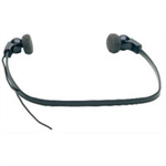 Philips LFH0234 Black Intraaural Neck-band headphone