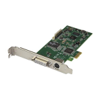 StarTech.com PCIe HDMI Video Capture Card - HDMI, DVI, or Component Video at 1080p60