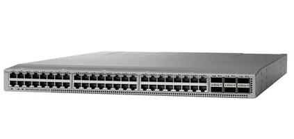 Cisco Nexus 93108TC-FX Managed L2/L3 10G Ethernet (100/1000/10000) Grey 1U