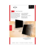 "3M PF215W9B 21.5"" Monitor Frameless display privacy filter"