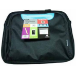 "Approx APPNBCP15BBL 15.6"" Briefcase Black,Blue notebook case"