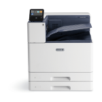 Xerox VersaLink C8000 A3 45/45 Ppm Duplex Printer Metered Adobe Ps3 Pcl5E/6 3 Trays Total 1140 Sheets