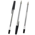 Q-CONNECT Q CONNECT BALLPEN MEDIUM BLACK