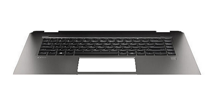 HP L30668-061 notebook spare part Housing base + keyboard